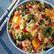 pikantny ryż z warzywami