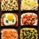 pomysły na tosty