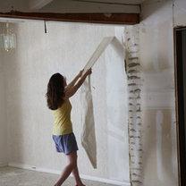 Zrywanie tapety