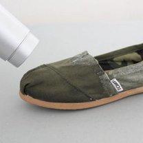 Wysusz buty suszarką