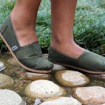 Wodoszczelne buty