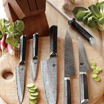 Stojak na noże mycie