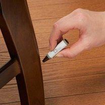 sposoby jak pozbyć się rys na meblach - krok 6