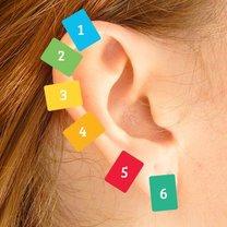 Refleksologia ucha