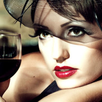 Wpływ wina na zdrowy wzrok