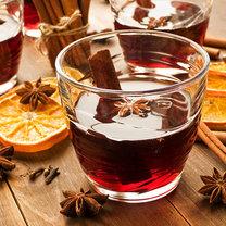 Grzaniec z wina na przeziębienie