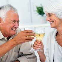 Choroba Alzheimera a wino