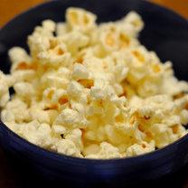 Popcorn z kuchenki mikrofalowej