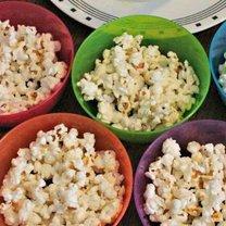 Popcorn z mikrofali