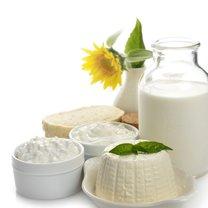 Trądzik a produkty mleczne