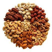 Orzechy i nasiona na zdrowie