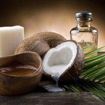 Olej kokosowy na pięty
