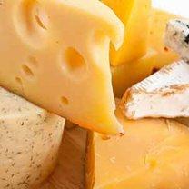 Wyschnięty ser