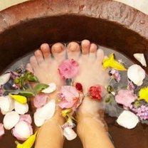Kąpiel do stóp