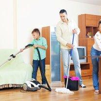 Sprzątanie domu porady