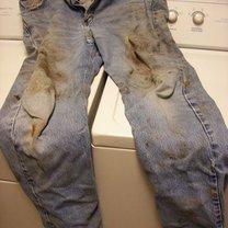 Jak wyczyścić brudne dżinsy