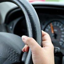 Blokada kierownicy w samochodzie