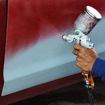 Dobra wentylacja przy malowaniu