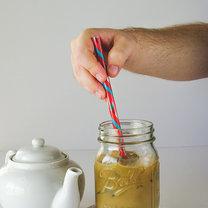 kawa z wkładką
