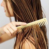 Żółtko i miód na włosy