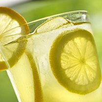 napój z cytryny