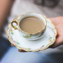 herbata z imbirem i kardamonem