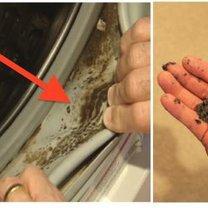 Co zrobić żeby pralka nie śmierdziała