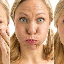 Ćwiczenia policzków na odchudzenie twarzy