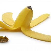Wykorzystanie skórki od banana