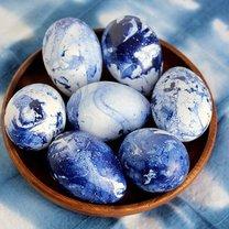 marmurkowe jajka