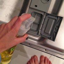 Odpowiedni detergent do zmywarki