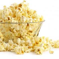 Popcorn przekąska