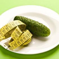 Ogórek zdrowe odżywianie