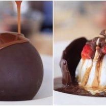 Jak zrobić czekoladowe kule z niespodzianką