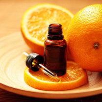 Olejek pomarańczowy czyszczenie piekarnika