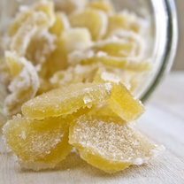 Cukierki imbirowe