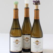 Ozdobne korki do wina