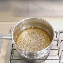 gotowanie syropu na cukierki