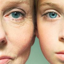 przedwczesne starzenie się