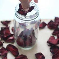 olejek różany krok 2