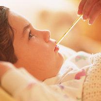 obniżanie gorączki