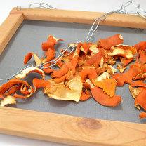 Jak zrobić domowy olejek pomarańczowy krok 1