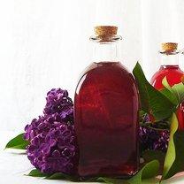 Jak zrobić domowy syrop z kwiatów bzu