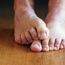 Jak pozbyć się brzydkiego zapachu stóp