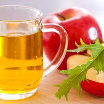 ocet jabłkowy podrażnienie skóry
