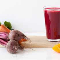 Naturalny sok leczący anemię krok 1