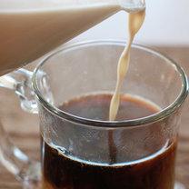 kawa śmietanka