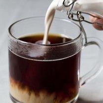 śmietanka kawa