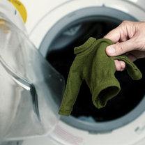 skurczone ubrania