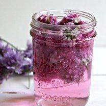 Ocet z kwiatów szczypiorku